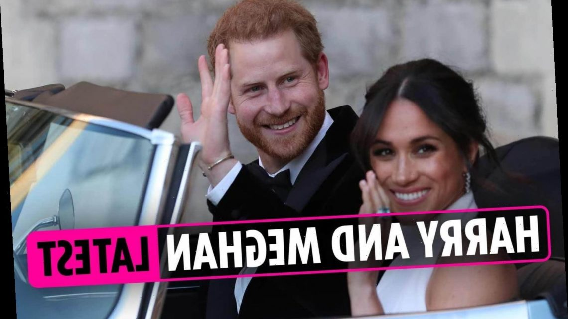 Meghan & Harry latest news – Sussexes 'hope to return to UK for Philip's 100th birthday' as they broker Megxit extension