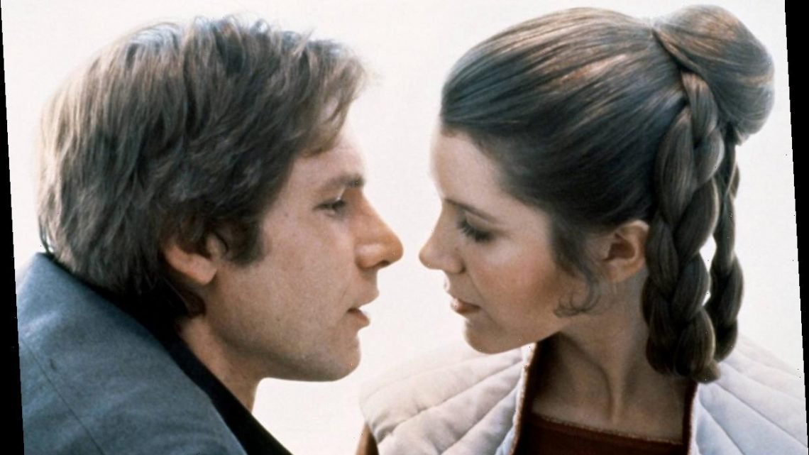 Carrie Fisher Said Harrison Ford Made the First Move in Their Affair When She Was Tipsy