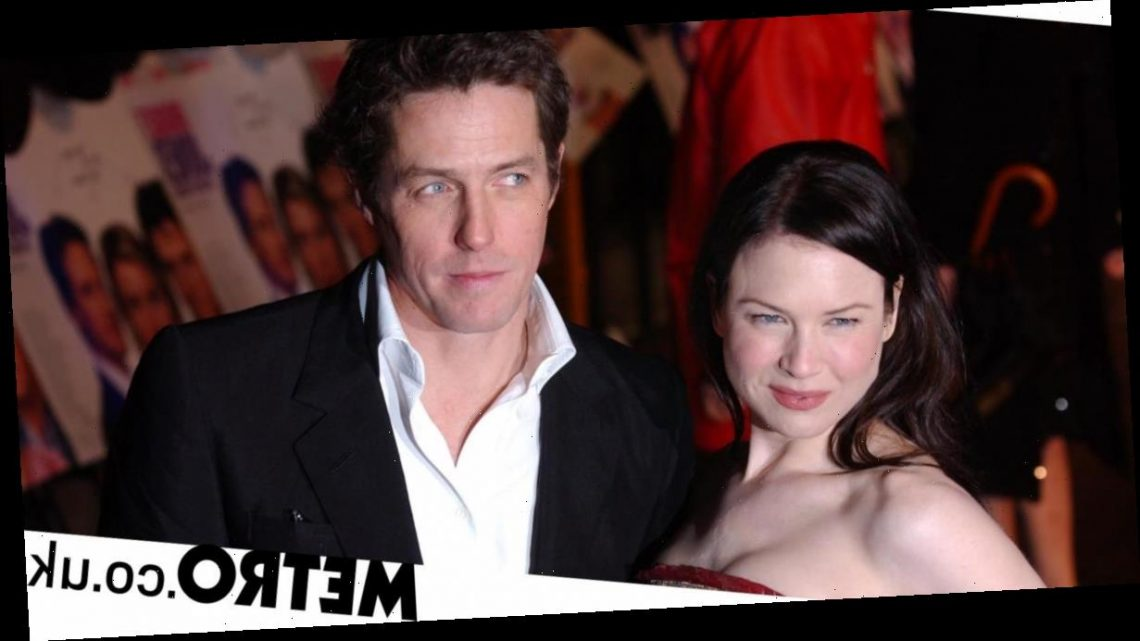 Renee Zellweger is 'one of the few' actresses Hugh Grant hasn't fallen out with