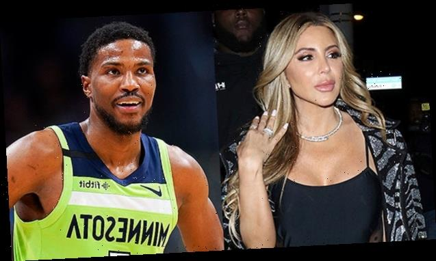 Larsa Pippen 'Likes' Malik Beasley's IG Pics After His Wife Seemingly Reacts To Their Hand-Holding Photos