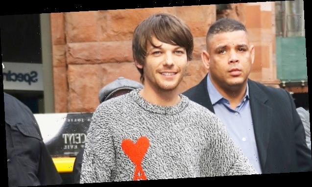 Louis Tomlinson's Hair Makeover: Singer Shows Off Longer Locks & Fan Freak Out — Before & After