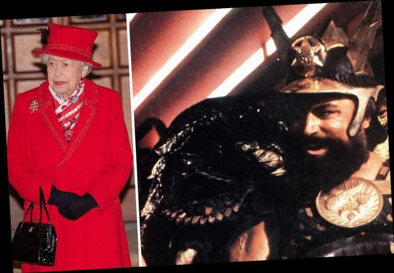 The Queen 'watches sci-fi movie Flash Gordon every Christmas' with the Royal Family, actor claims
