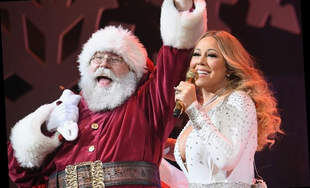 Mariah Carey Felt 'At Peace' After 'All I Want For Christmas Is You' Went Number 1