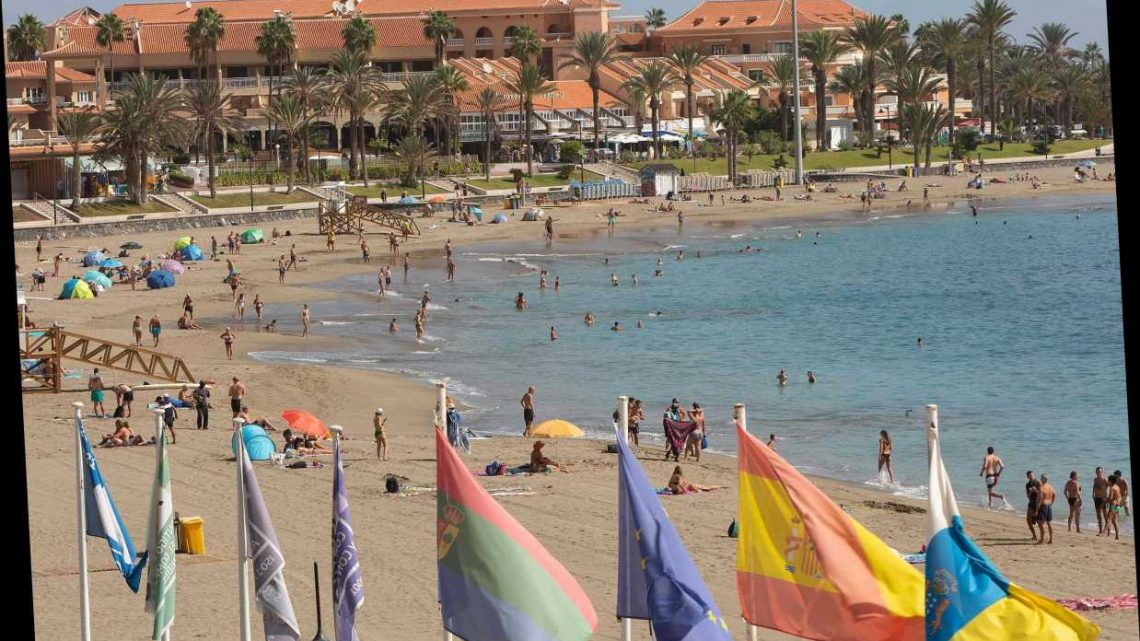 Tenerife and Lanzarote planning pre-departure Covid testing at UK airports to restart holidays to the Canaries