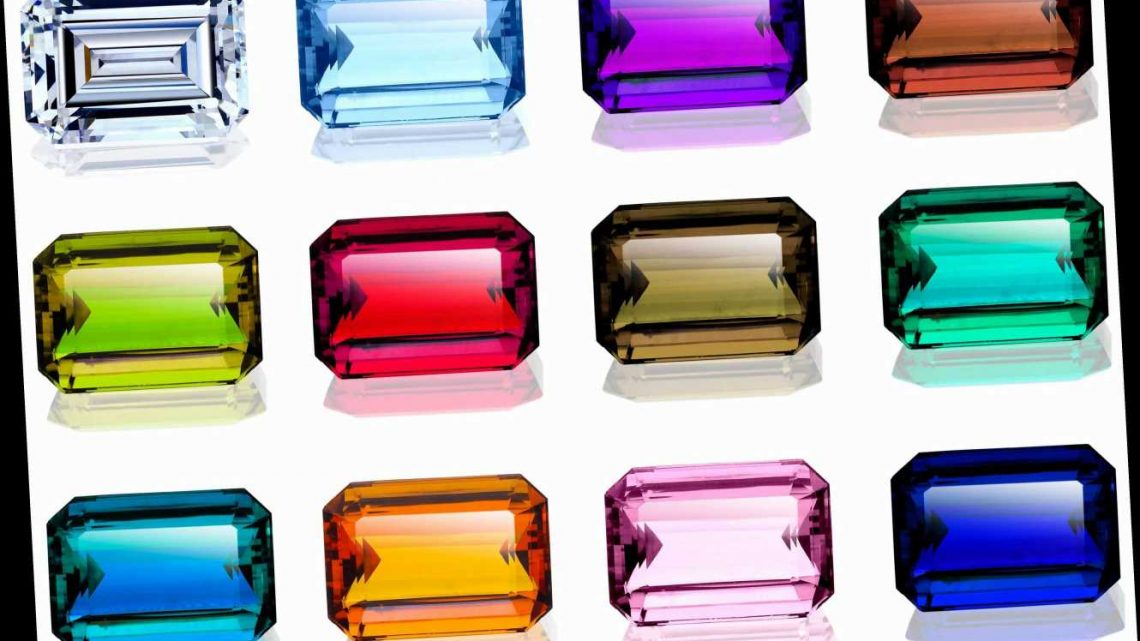 What is the birthstone for each of the 12 months? And what do they mean?