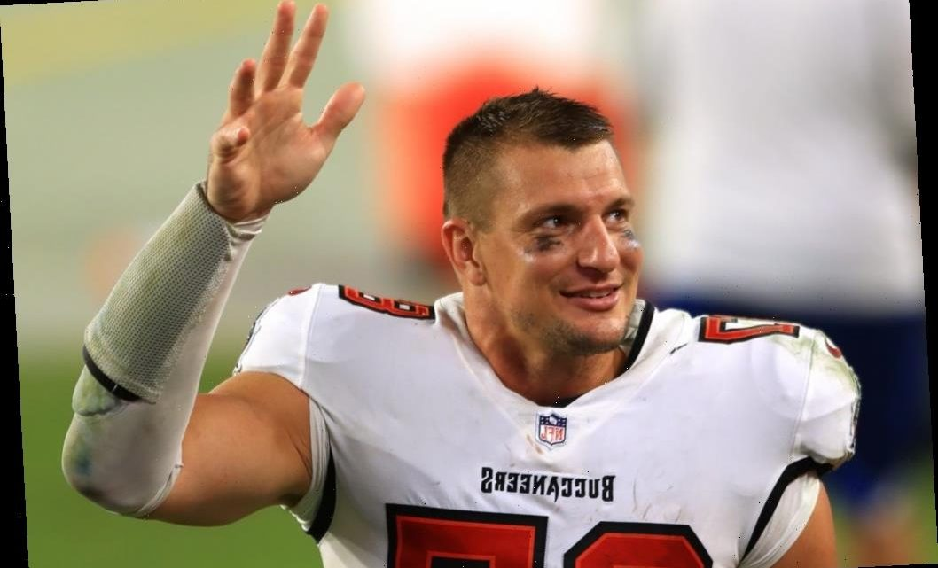 Why New England Patriots' Rob Gronkowski Hasn't Touched His NFL Salary