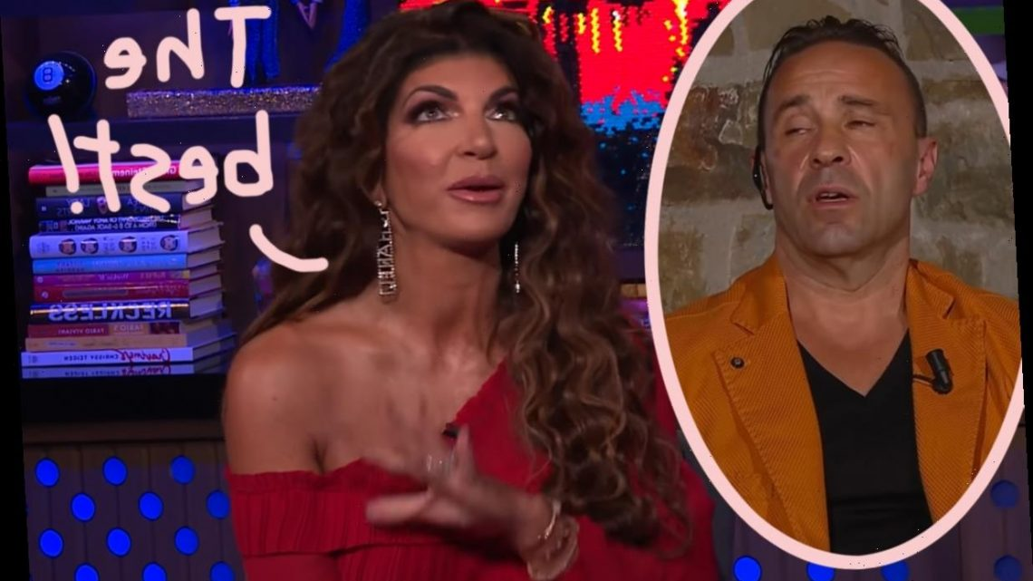 Teresa Giudice Flaunts New Boyfriend As 'Best Thing' To Happen To Her In Months!