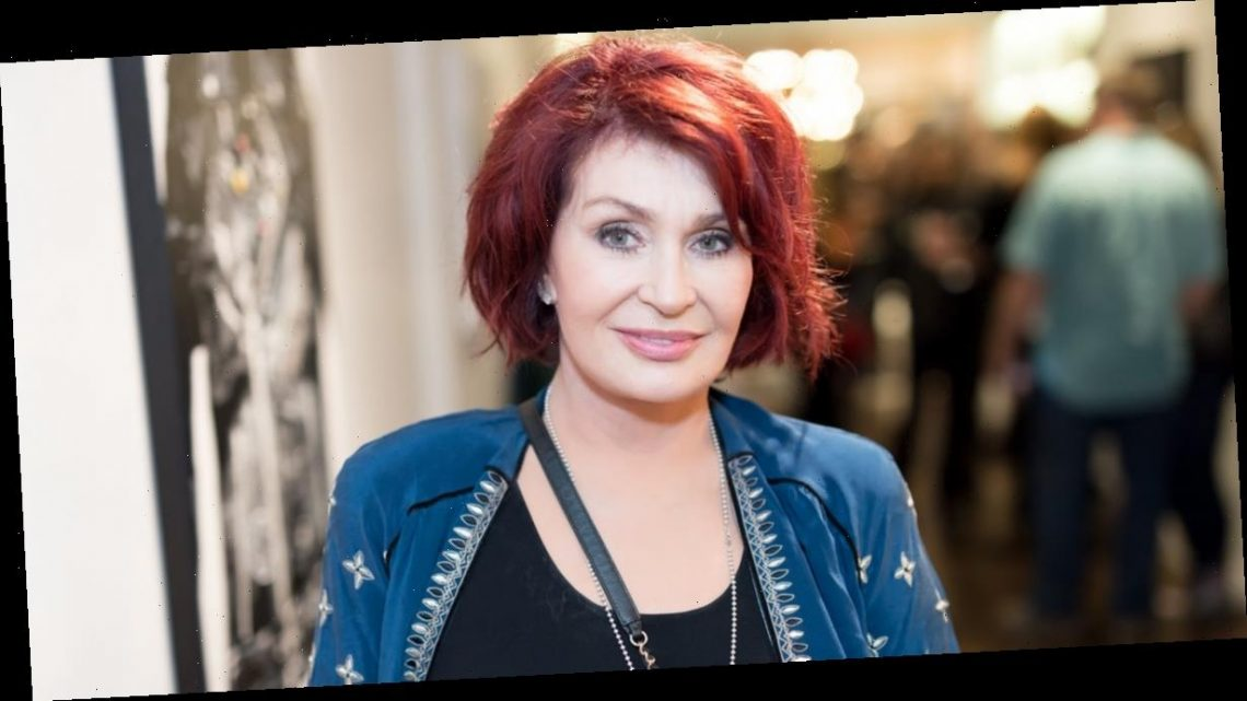 """Sharon Osbourne Reveals She Tested Positive For COVID-19: """"Stay Safe and Healthy"""""""