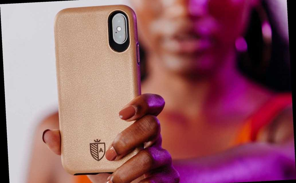Aeris Copper has created the 'world's first' self-sanitizing phone case