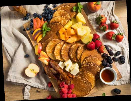 Pinterest Predicts Breakfast Charcuterie Boards Will Be the Next Big Trend