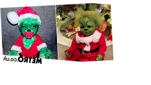 People are making Grinch baby dolls for under £10