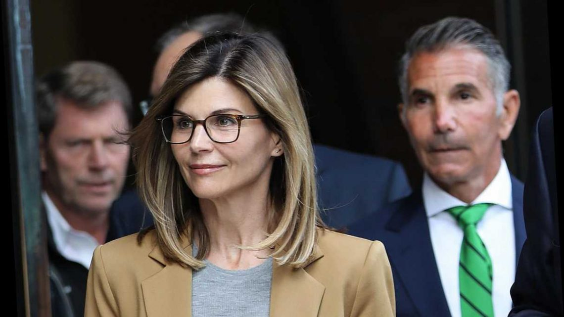 "Lori Loughlin Had ""Bittersweet"" Reunion with Daughters After Spending Final 2 Weeks of Sentence in Isolation"