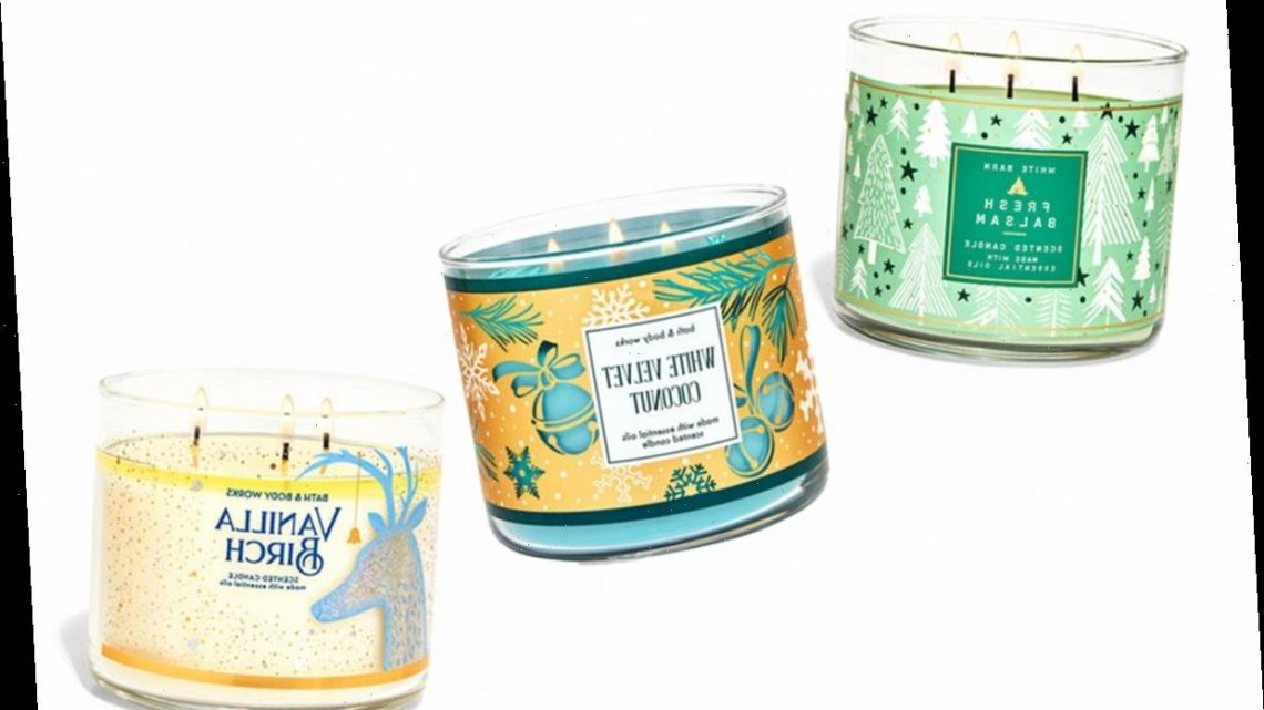 Surprise! Candle Day Arrived Early at Bath & Body Works This Year