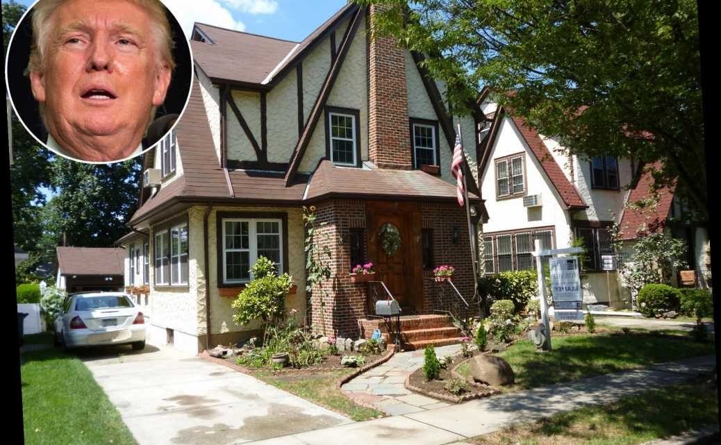 GoFundMe Campaign to Buy Donald Trump's Childhood Home Has Raised Just Over $5K of $3 Million Goal