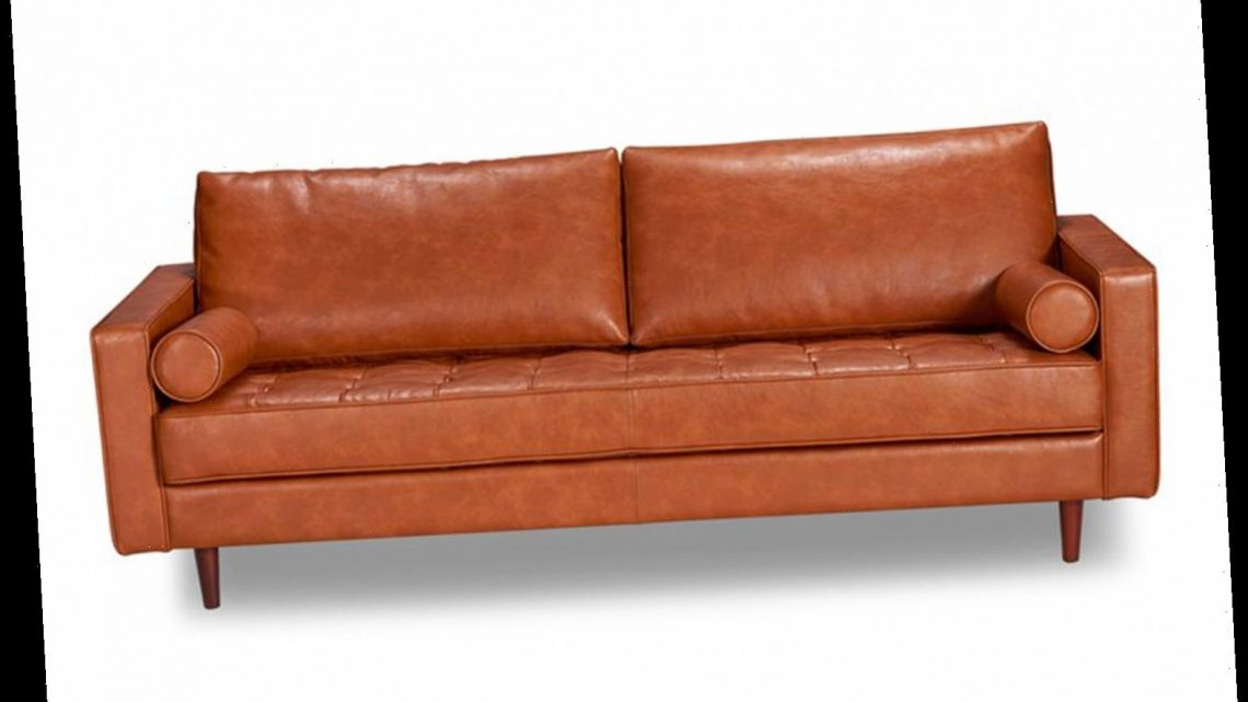 This Top-Rated Sofa Constantly Sells Out — and It's Over 50% Off Right Now