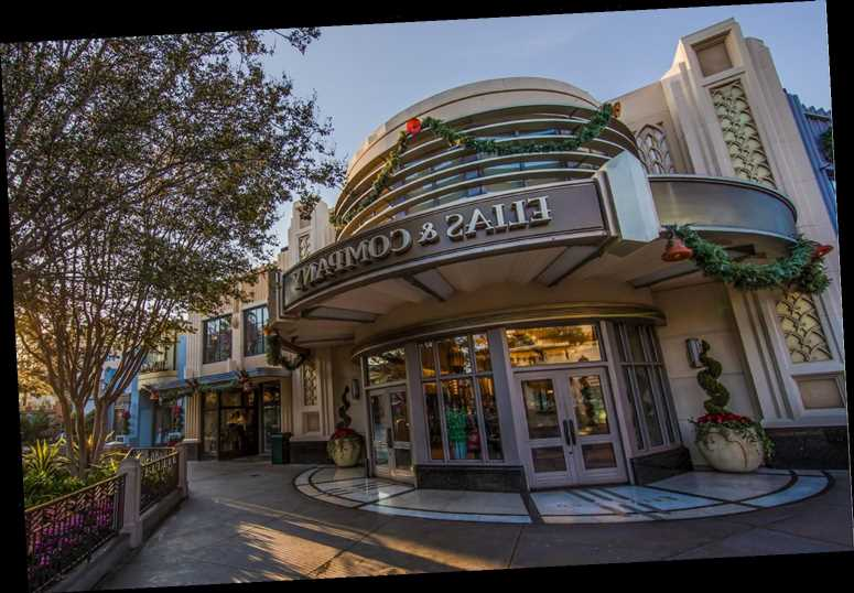 Disneyland Rolls Back In-Person Dining at Buena Vista Street Just Weeks After Reopening