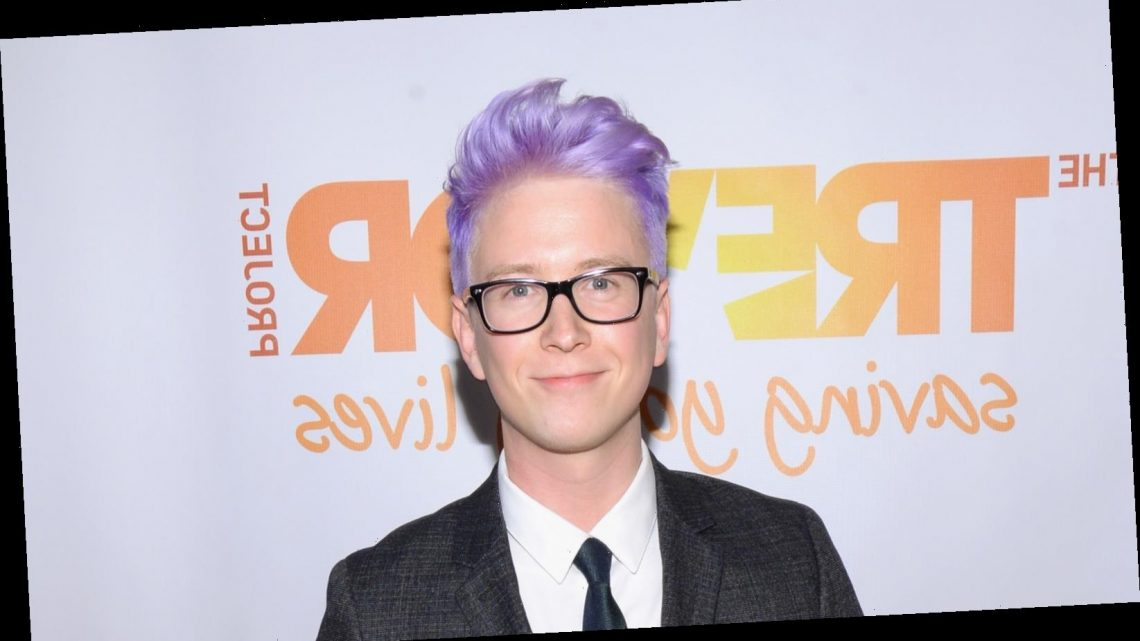 Here's Why You Won't Be Seeing Tyler Oakley On YouTube For A While
