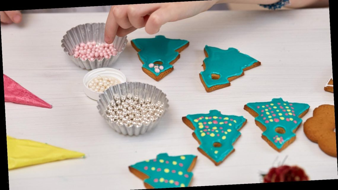 Mistakes Everyone Makes When Decorating Sugar Cookies