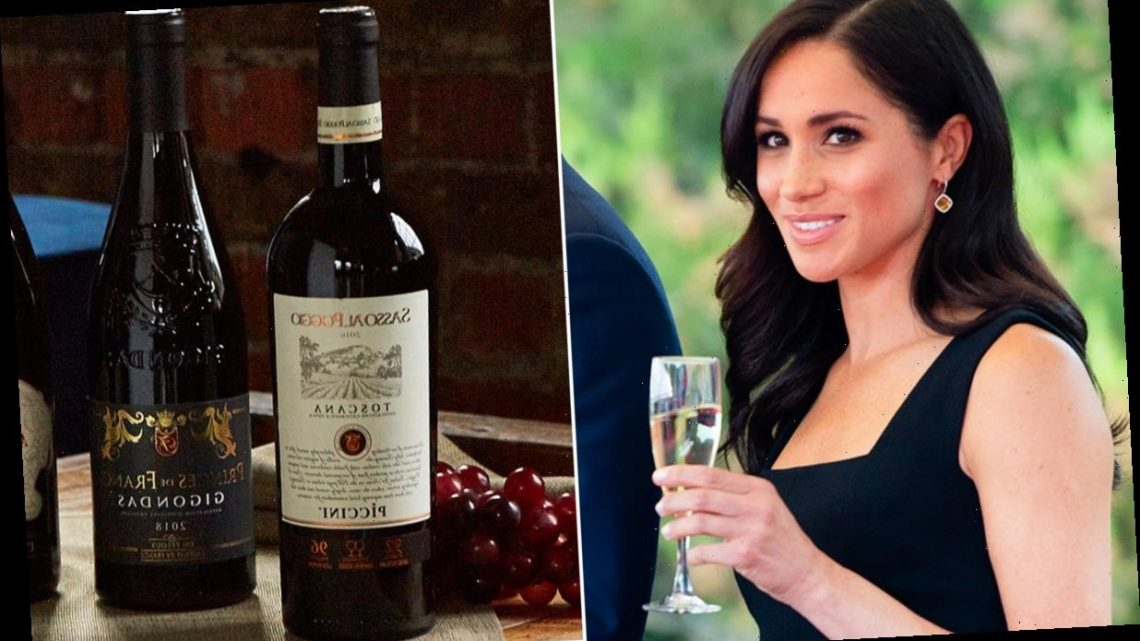 Aldi release the perfect alternative to Meghan Markle's favourite Tuscan wine