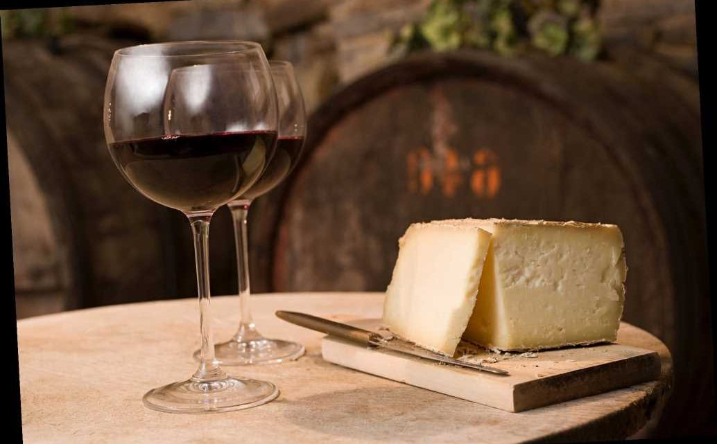 Drinking red wine and eating cheese could reduce cognitive decline