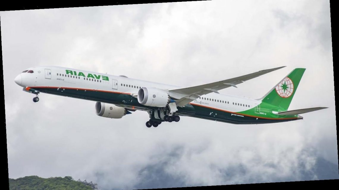 Taiwan's EVA Air fires pilot blamed for locally transmitted coronavirus case; government issues $35G fine