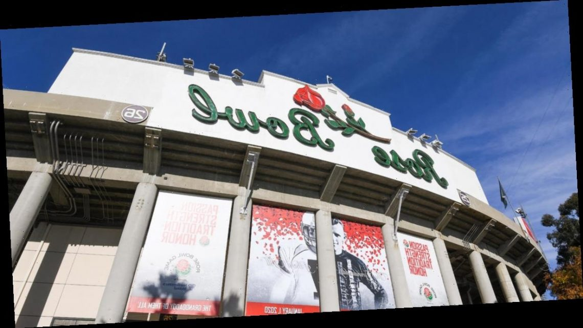 College Football Playoff semifinal moved from Rose Bowl to AT&T Stadium in Texas