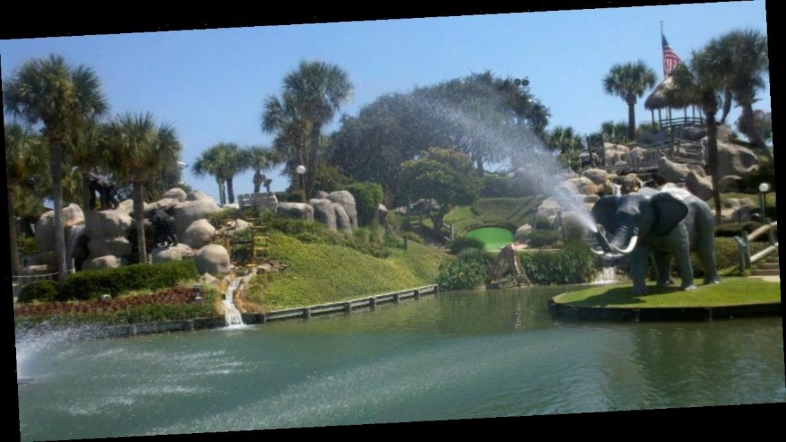 4-year-old boy and 6-year-old sister killed as truck plows into Florida mini golf course