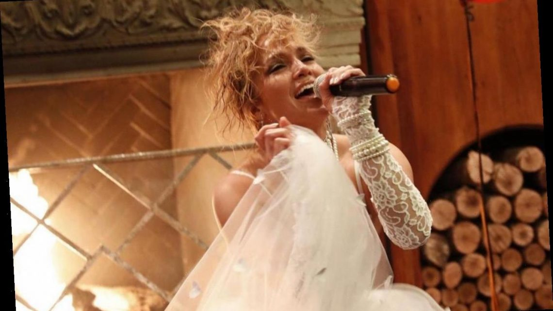 Jennifer Lopez Defends Dressing Up as Madonna at Halloween