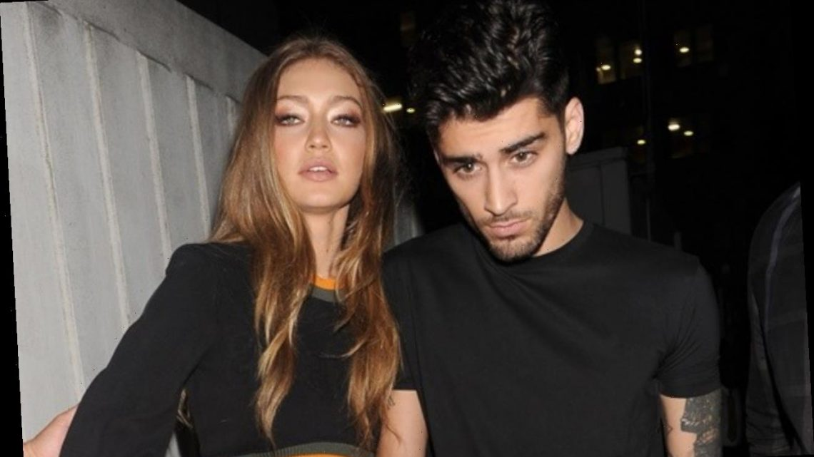 Gigi Hadid and Zayn Malik Get Intimate in Never-Before-Seen Photo From Her Pregnancy
