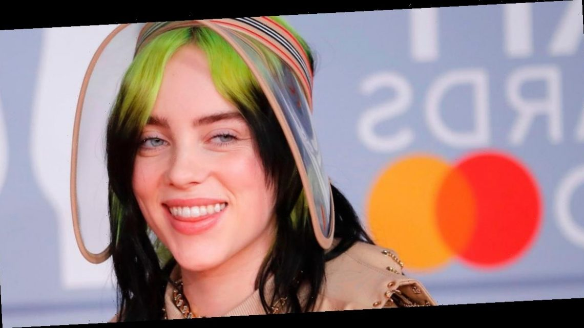 Billie Eilish reveals she got her 1st tattoo this year, but don't expect to ever see it
