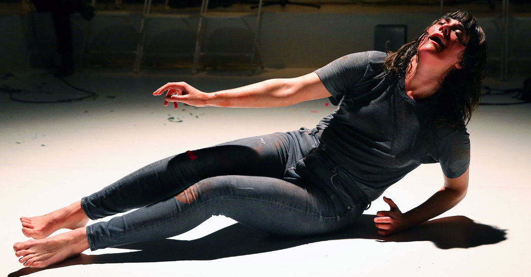 Faye Driscoll Awarded New York Live Arts Residency