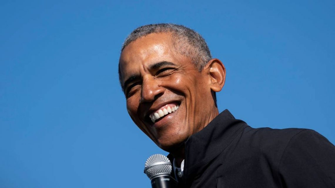 Former US President Barack Obama reveals his favourite music, movies, and TV shows of 2020