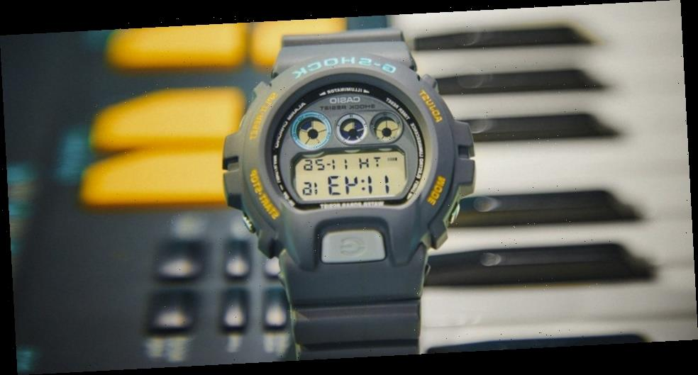 John Mayer Joins HODINKEE for Limited Edition G-SHOCK 6900