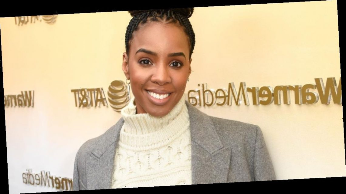 Kelly Rowland gives birth: Destiny's Child star welcomes second baby and announces sweet name