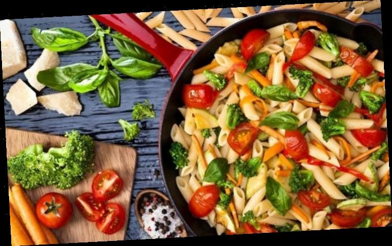 Healthy pasta recipes – the four swaps to make pasta healthy