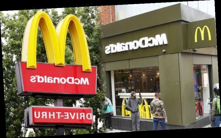 McDonald's bans all dine-in and takeaways in UK amid new lockdown rules