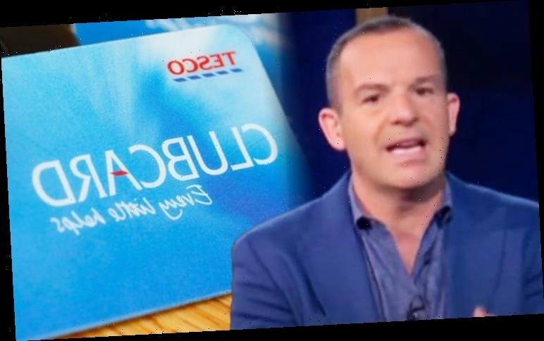 Martin Lewis shares important warning for Tesco Clubcard users – 'be quick'