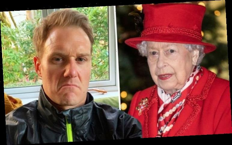 Dan Walker: BBC Breakfast host in 'appalling' wardrobe mishap before meeting with Queen