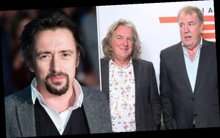 Richard Hammond says new solo move is 'refreshing' in swipe at shows with Jeremy and James