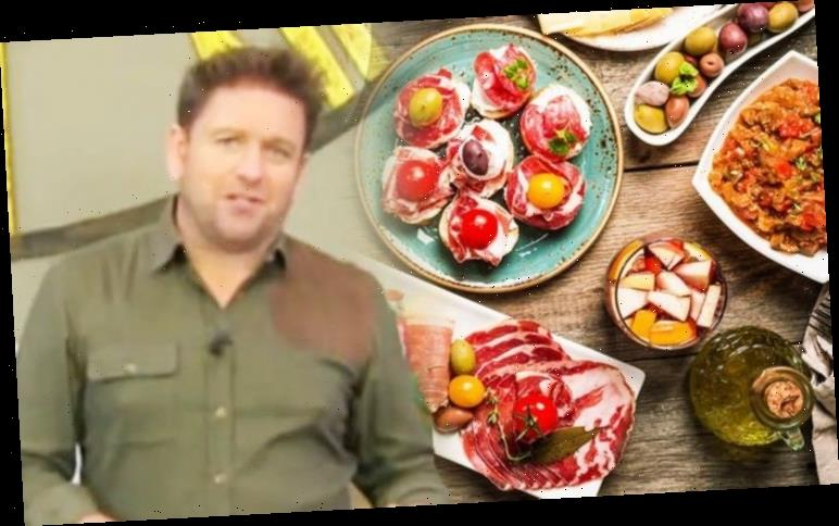 James Martin: Chef shares how to cook 'unique' tapas two-ways with simple recipe