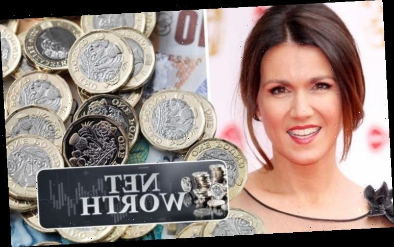 Susanna Reid net worth: Good Morning Britain presenter earns eye-watering salary