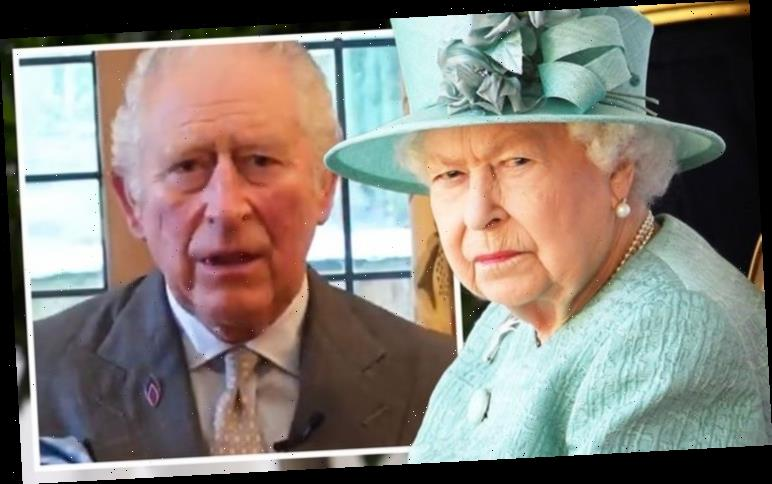 Prince Charles body language 'shows up Queen' as he 'dominates' in new video message