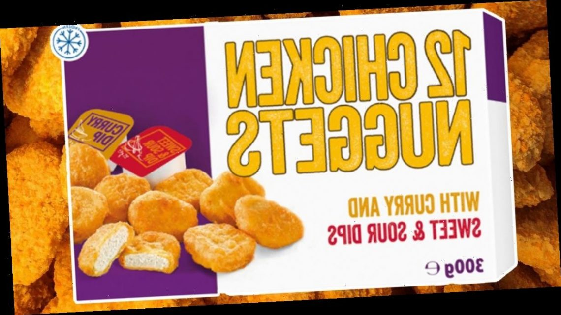 Lidl sells chicken nugget boxes for £1.69 and they're a lot 'like McDonald's'