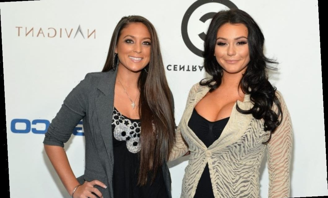 'Jersey Shore's Sammi 'Sweetheart' Giancola Reconnects With Jenni 'JWoww' Farley Over Political Post