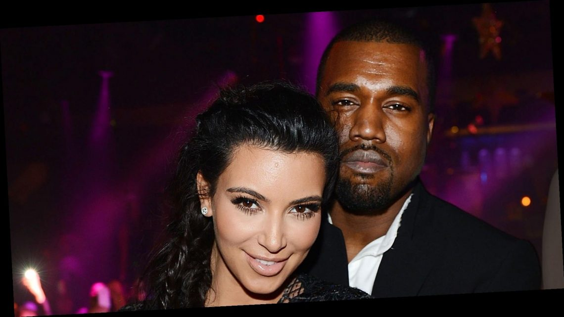 Kim Kardashian and Kanye West's Relationship Timeline