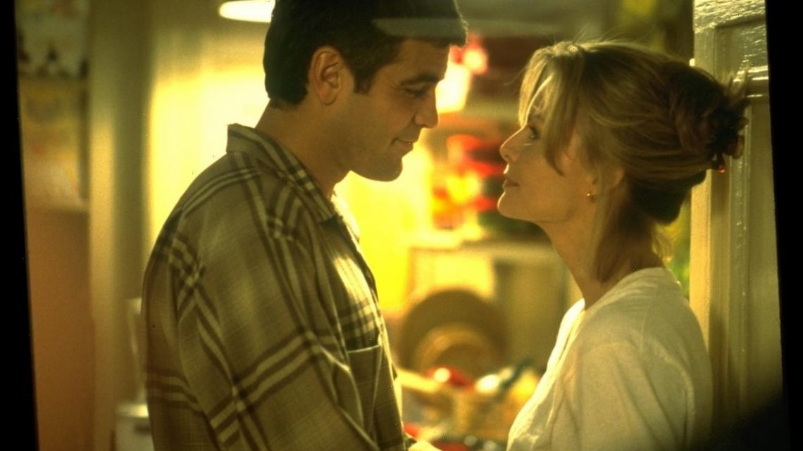 'One Fine Day': George Clooney First Met Michelle Pfeiffer When He Was Dating Her Sister