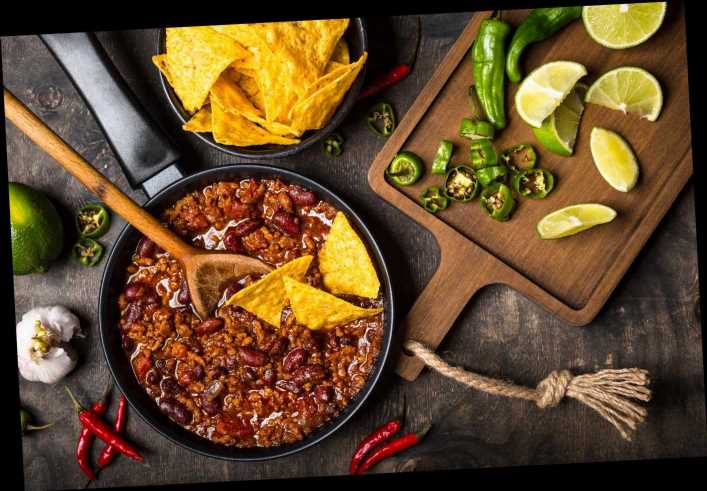 Whip up a colourful Mexican feast with Mrs Crunch's tasty & healthy recipes