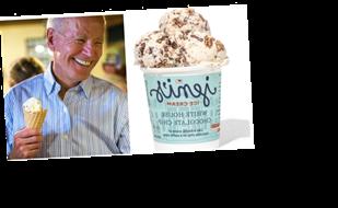 Jeni's White House Chocolate Chip Ice Cream For Biden's Inauguration Upgrades A Classic