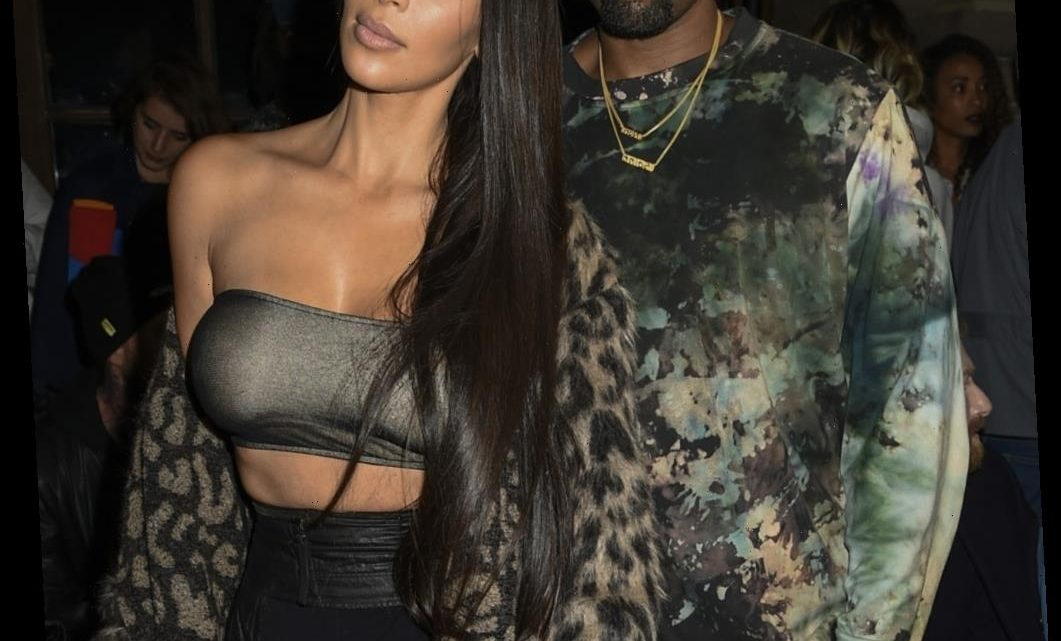 Page Six: Kim Kardashian & Kanye West are over, 'divorce is imminent'