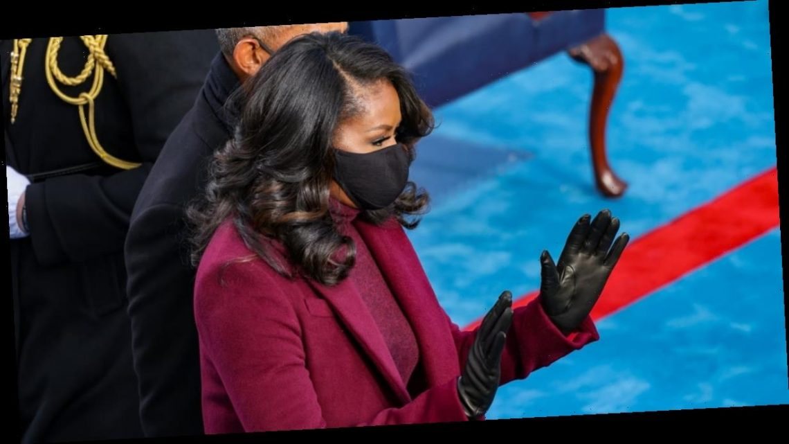 """Michelle Obama Shares a Message of Hope and Relief on Inauguration Day: """"Today Is the Day"""""""